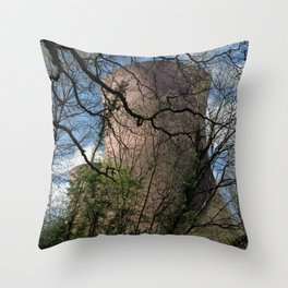 Ironbridge Cooling Tower Throw Pillow