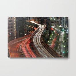 Tokyo 177 Metal Print