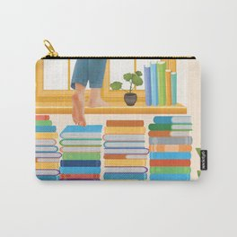 Books! Carry-All Pouch