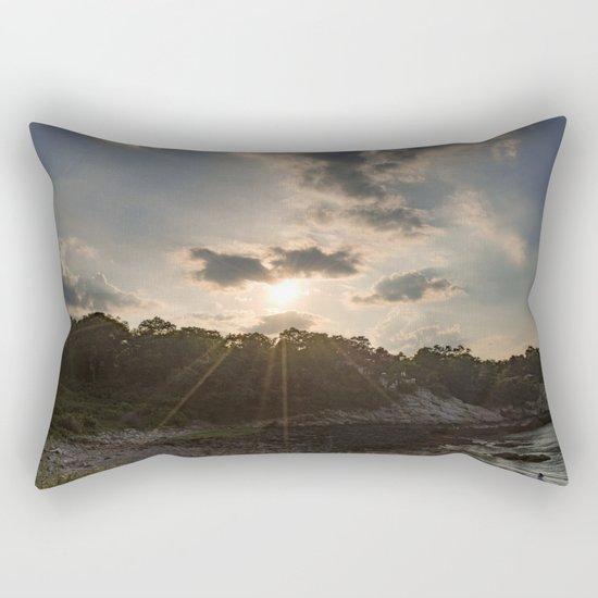 Folly Cove Rectangular Pillow