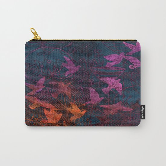 I want to fly away Carry-All Pouch