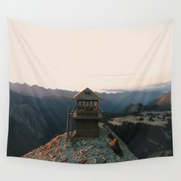 Fremont Lookout- Washington, USA Wall Tapestry