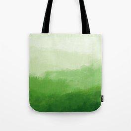 Abur on Green Tote Bag