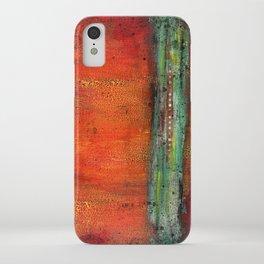 Copper iPhone Case