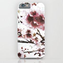 Sakura X iPhone Case