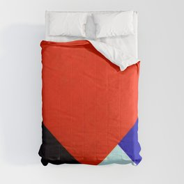 Theo van Doesburg Contra Composition V Comforters