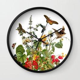 THE PILGRIM  Wall Clock