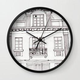 Figueira Da Foz Wall Clock