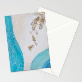 Golden Islands - Ocean's Divide Stationery Cards