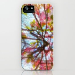 Creative roots iPhone Case