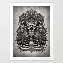 Winya No.21 Art Print