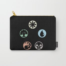 MTG Symbols Carry-All Pouch