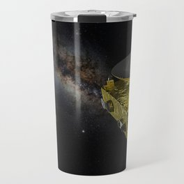 New Horizons approaching Pluto and Charon Travel Mug