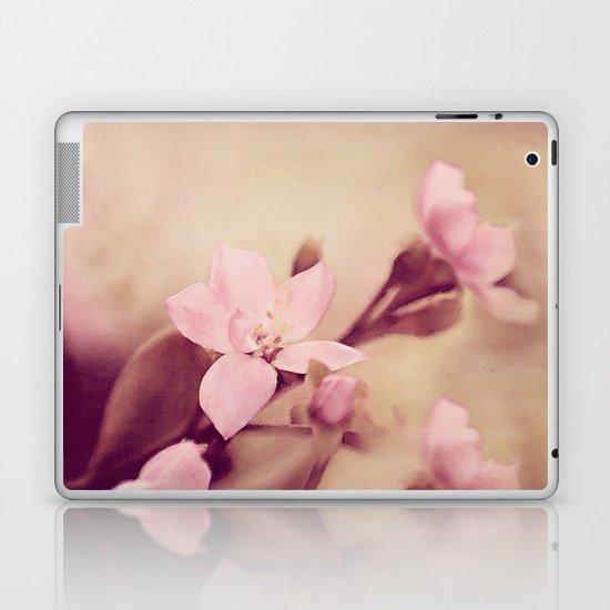 Pink Sentiments Laptop & iPad Skin