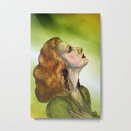 Lilian Metal Print