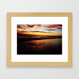 Sarasota  Framed Art Print