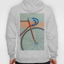 Standard Striped Bike Hoody