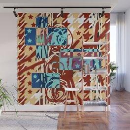 HOLLYWOOD Wall Mural