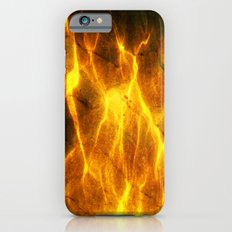 Watery Flames iPhone 6s Slim Case