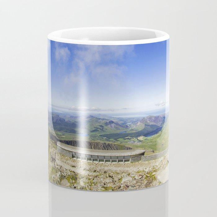 Snowdon Cafe Coffee Mug