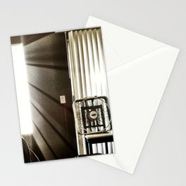 Let the light shine through. Stationery Cards