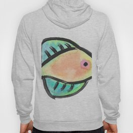 Rainbow Fish Hoody