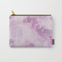 It's Coming Up Pink Carry-All Pouch