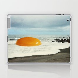Beach Egg - Sunny side up Laptop & iPad Skin