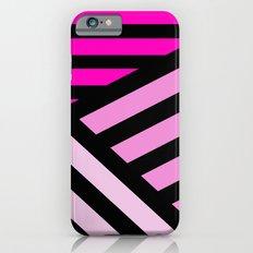STRIPED {PINK} iPhone 6s Slim Case