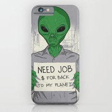 Jobless On Earth iPhone 6s Slim Case