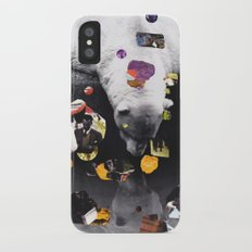 Momentarily visible iPhone X Slim Case
