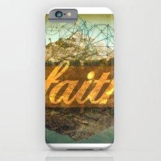 FAITH (1 Corinthians 13:13) Slim Case iPhone 6s