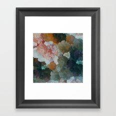 Terra shades Framed Art Print