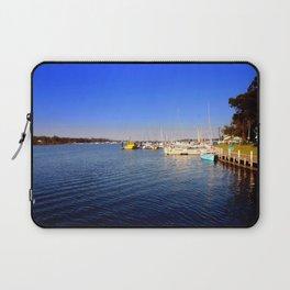 Thompson River - Paynesville - Australia Laptop Sleeve