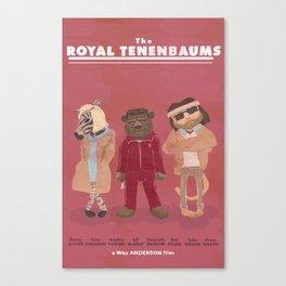we'll never be royal Canvas Print