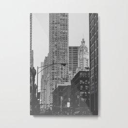 River North Metal Print