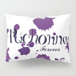 Richonne forever purple Pillow Sham