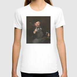 Édouard Manet - Happy Beer Drinker T-shirt
