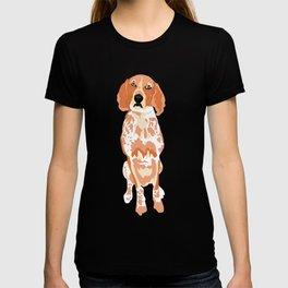 George Sitting T-shirt
