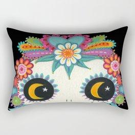 Luna Catrina Rectangular Pillow