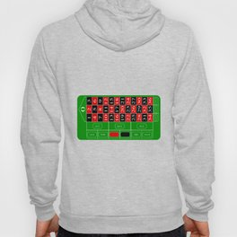 Roulette Table Hoody