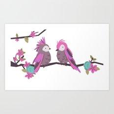 Sweety Art Print