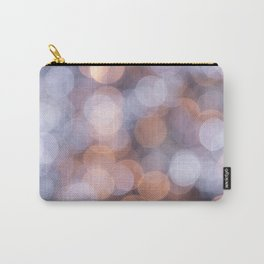 Blurred Soft Lights Carry-All Pouch