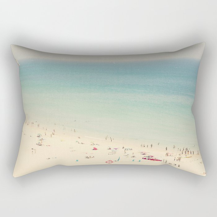 beach VII Rectangular Pillow