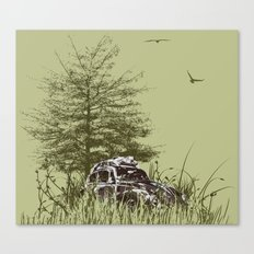 Loved Bug Canvas Print
