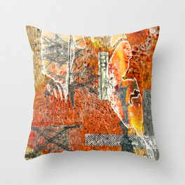 Dream Places 1 Throw Pillow