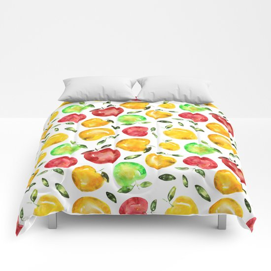 Forbidden fruit Comforters