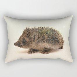 Little Ones: Hedgehog Rectangular Pillow