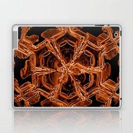Orange Sexy Snow Laptop & iPad Skin