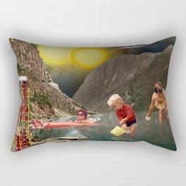 Hello Water Rectangular Pillow